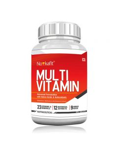 Novkafit Multivitamin 90 Tabs (Advanced Formulation for Men & Women)