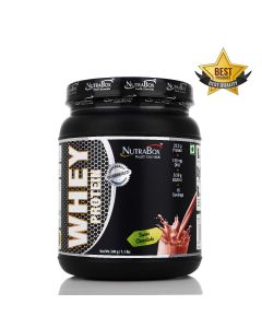 Nutrabox Whey Chocolate 500gm