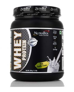 Nutrabox Whey Vanilla 500gm