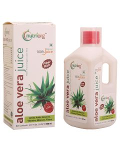 Nutriorg Aloe Vera Juice 500ml
