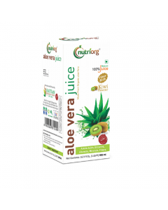 Nutriorg Aloe Vera Kiwi Juice 500ml