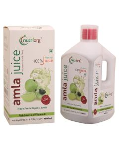 Nutriorg Amla Juice 1000ml