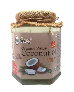 Nutriorg Certified Organic Virgin Coconut Oil 360ml