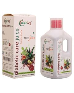 Nutriorg Diabetic Care Juice 500ml