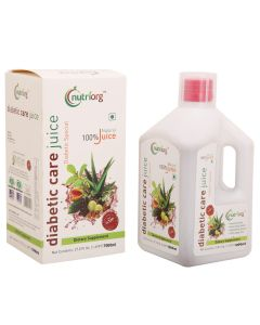 Nutriorg Diabetic Care Juice 1000ml