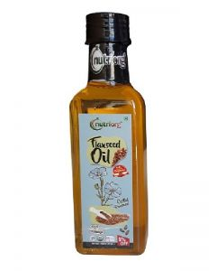 Nutriorg Flaxseed oil 100 ml