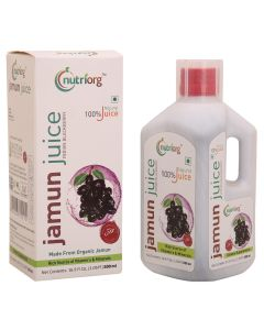 Nutriorg Jamun Juice 500ml