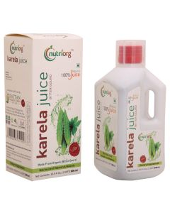 Nutriorg Karela Juice 500ml