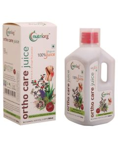 Nutriorg Ortho Care Juice 500ml