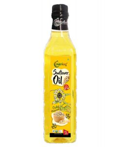 Nutriorg Sunflower oil 1000 ml