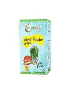 Nutriorg  Wheat Grass Powder 100gms