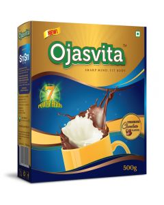Sri Sri Tattva Ojasvita Chocolate Box Refill - 500gm
