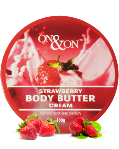 On-On Body butter Cream 400gm (pack of 2)