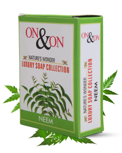 On  On Neem Soap Set of 5 pc
