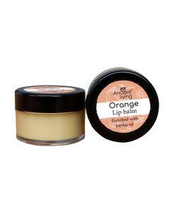 Orange Lip balm  8gm