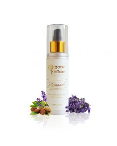 Organic Affaire Lavande Face Wash (French Lavender & Organic Jojoba) 100 ml
