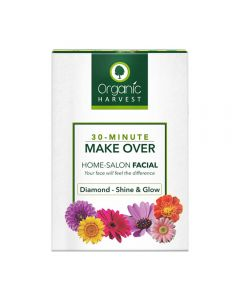 Organic Harvest Diamond - Shine & Glow Facial Kit 60g