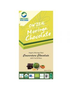 Organic Wellness Moringa Chocolate 42.5 gm