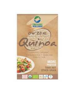Organic Wellness OW'Zeal Quiona 500 gm