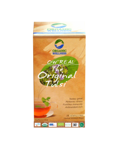 Organic Wellness Real The Original Tulsi Tea 25 tea bag