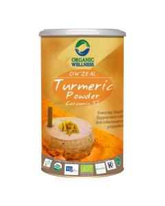 Organic Wellness Zeal Turmeric Powder 100 gm