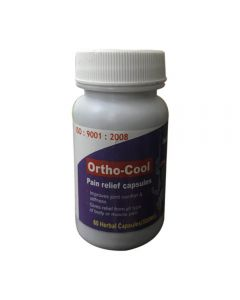 Ortho-Cool Pain Relief Capsules - 60 Caps