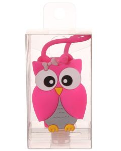 Zuci Hand Sanitizer with Owl Bag Tag - 30ml
