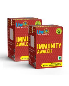 Liwo Immunity Awaleh 250g (Pack of 2)
