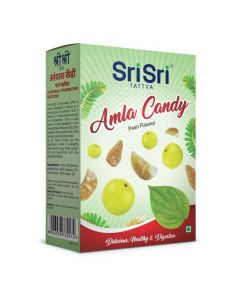 Sri Sri Tattva Amla Candy Paan Flavoured - 400gm