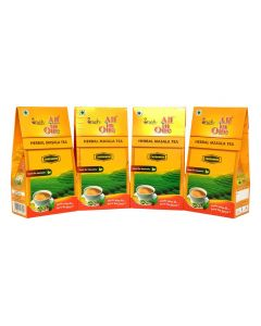 All in One Herbal Masala Tea Cardamom Pack Of 4