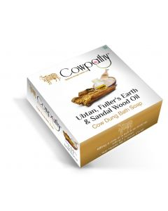 Cowpathy Ubtan Cow Dung Bath Soap