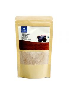 Future Organics Purest Palm Jaggery (Powder) - 250 gm