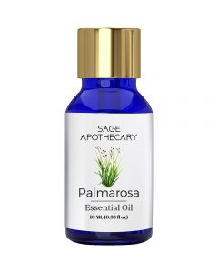 Sage Apothecary Palmarosa Essential Oil - 10ml