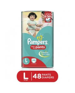 Pampers Pants Diapers Large Size
