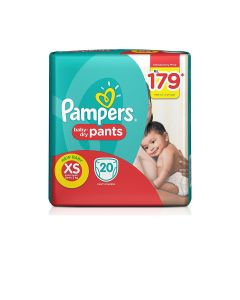 Pampers Pants Diapers New Born 20pcs