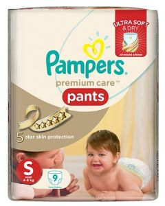 Pampers Premium Care Pants Medium 9pcs