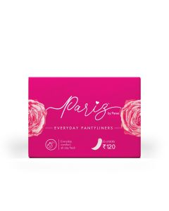 Pariz by Paree Premium Ultra Thinz Cottony Soft Sanitary Pads XXL(Pack of 20)