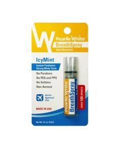 Pearlie White BreathSpray IcyMint 8.5ml (100 sprays)
