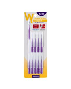 Pearlie White Compact Interdental Brush S 1.0mm Pack Of 10s