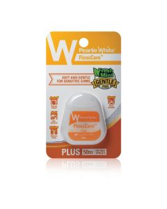 Pearlie White FlossCare Plus PTFE Mint Floss (50 meters)