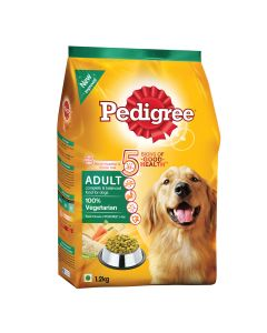 Pedigree Daily Food for Adult Dogs - Vegetarian 1.2kg