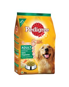 Pedigree Daily Food for Adult Dogs - Vegetarian 3kg