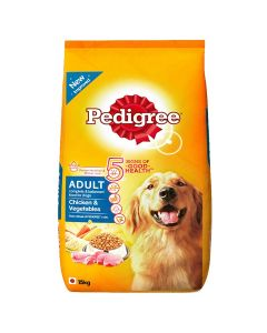 Pedigree Daily Food for Adult Dogs Chicken & Vegetables 15kg