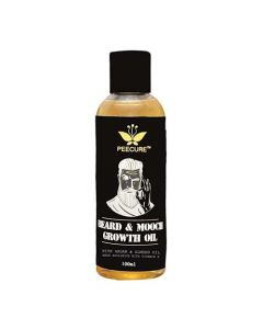 PEECURE Mustache (Mooch) Growth & Beard Growth Oil for Men 100ml