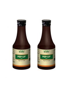 Pep-Up Syrup 200ml (Pack of 2)