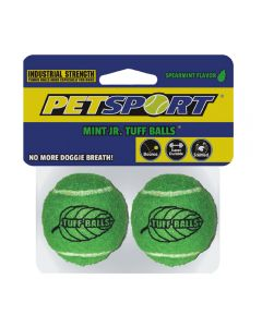 Pet Sport Mint Jr. Tuff Balls