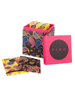 PINQ Those Days Box - 12 cotton feel Sanitary Pads