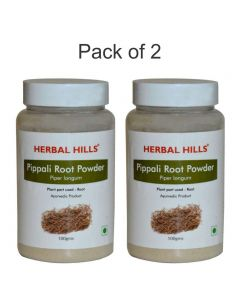 Pippali Root Powder - 100 gms - Pack of 2