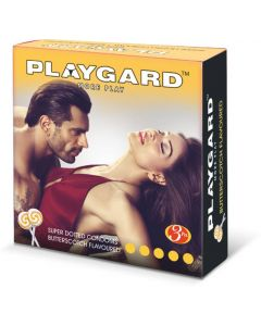 PLAYGARD MORE PLAY SUPERDOTTED BUTTERSCOTCH 3'S