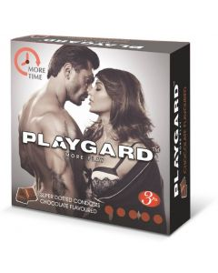 PLAYGARD MORE PLAY SUPERDOTTED CHOCOLATE 3'S